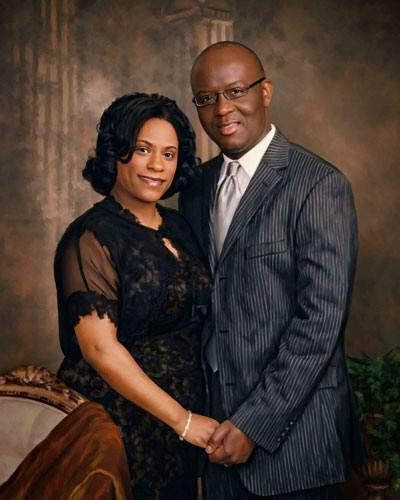 Pastors Adrian and Tonya Ware